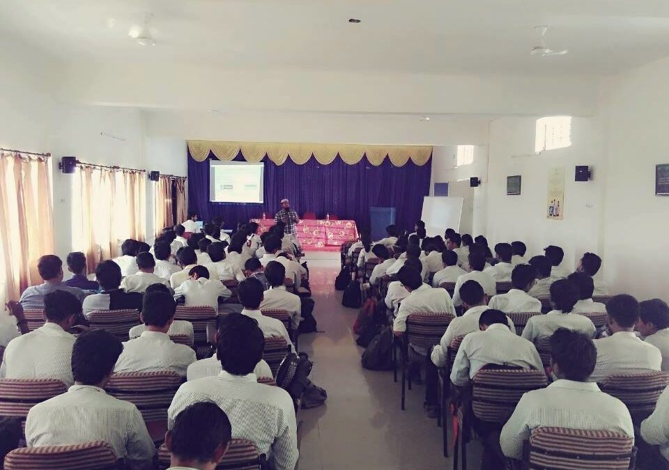 MEP SEMINAR @ G H RAISONI College of Engg & Mgmt, Amravati