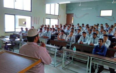 MEP Seminar @ S. B. Jain Institute of Technology, Nagpur