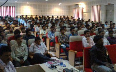 Seminar on Career Opportunities @ Kamala Inst. of Tech & Science