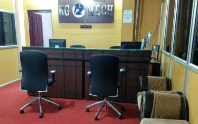 KG-MECH Electro Pvt. Ltd. Infrastructure