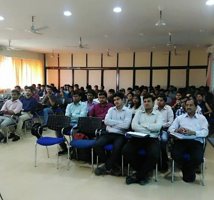 MEP Technical Seminar @ Shri Ramdeobaba College of Engg & Mgmt.